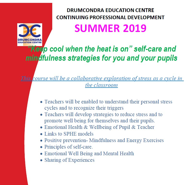 Drumcondra education centre address book